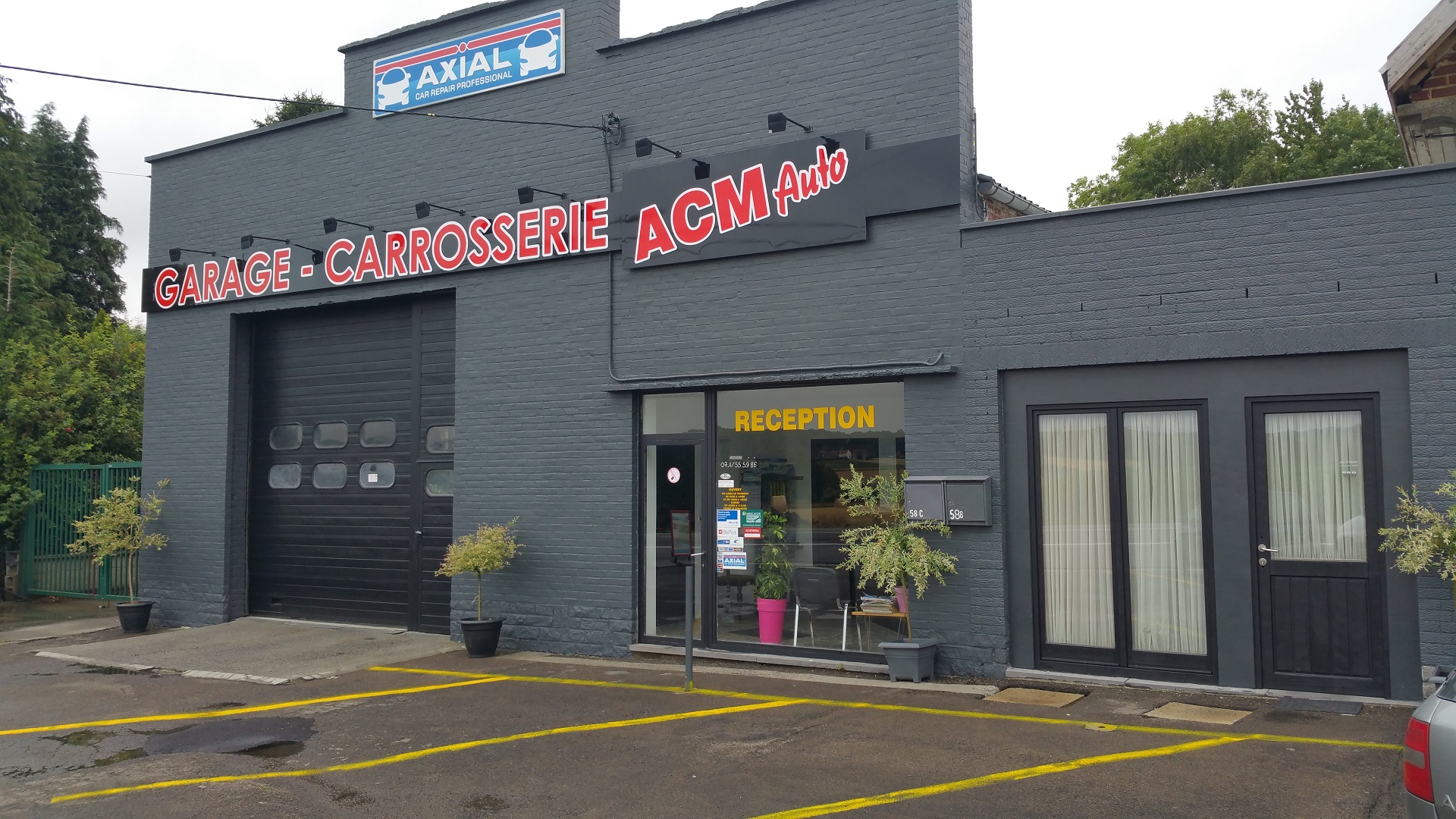 Garage auto et vente de pneus erquelinnes acm auto for Garage volkswagen athis mons